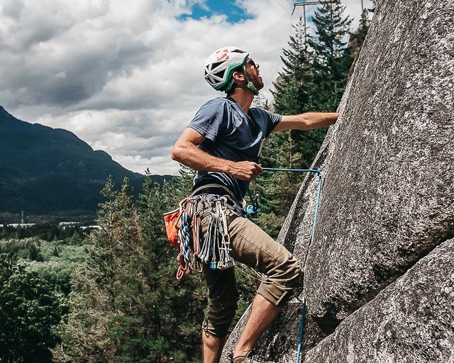 Rock ClimbingFull Day - Whistler -