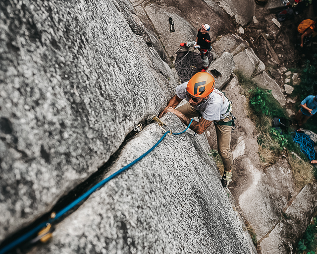 Rock ClimbingHalf Day - Whistler -