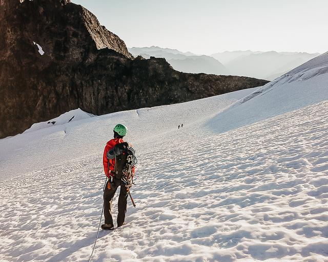 Blackcomb Peak Ascent -