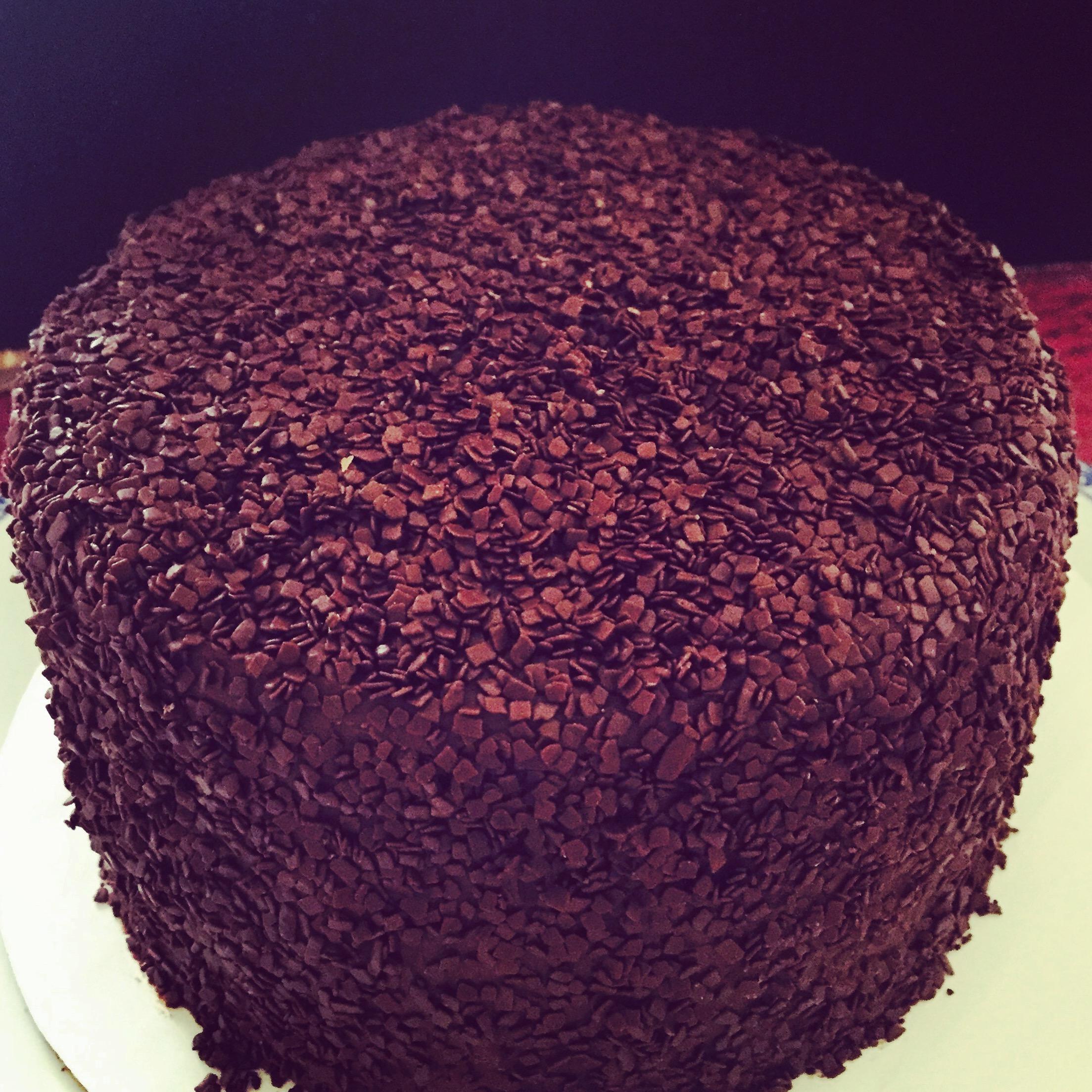 Cocoa Barry Fleck Mini Cake