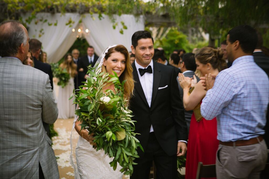 Santa-Barbara-Historical-Museum-California-Wedding-Ceremony-Just-Married-Bride-Groom.jpeg