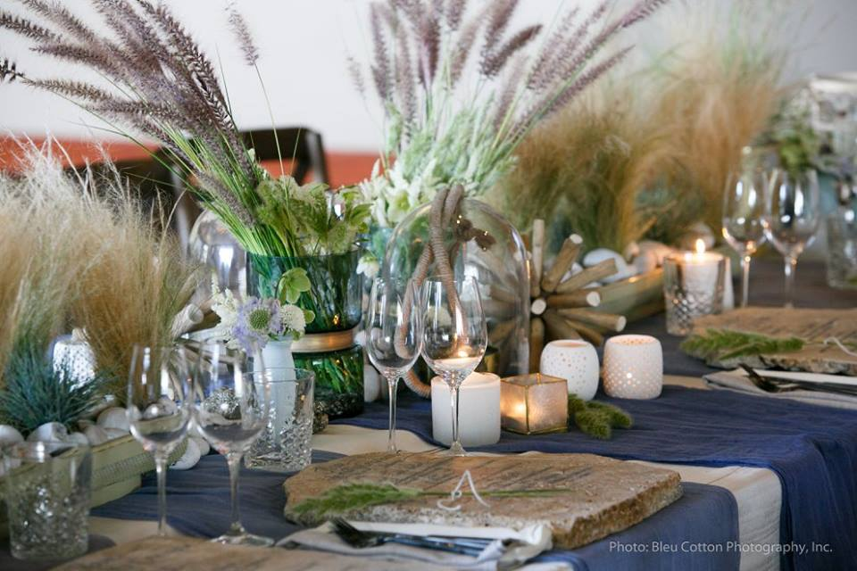 Orange-County-California-Coastal-Tablescape-Grasses-Candles-Travertine-Menus.jpg