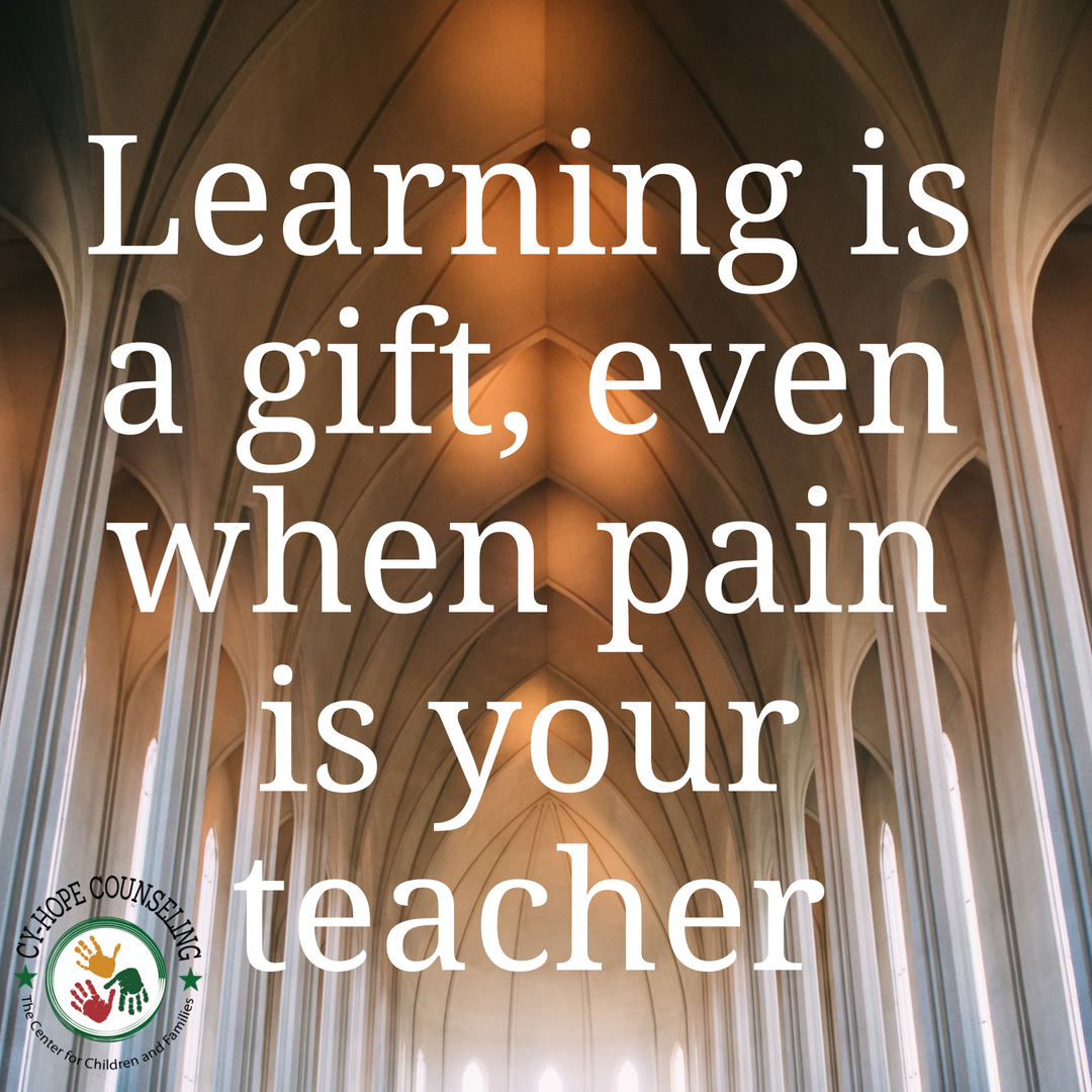 Learning is a gift, even when pain is your teacher.png