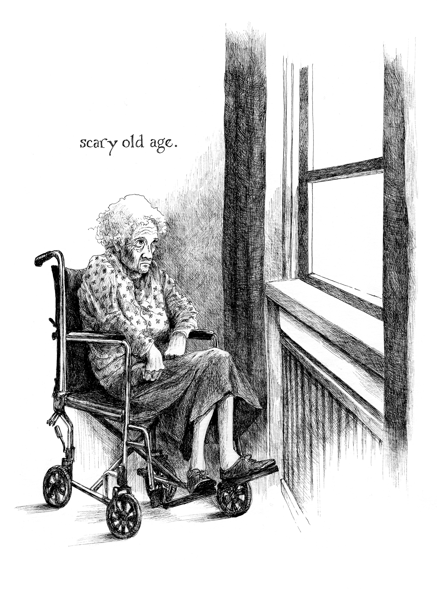 Scary Old Age