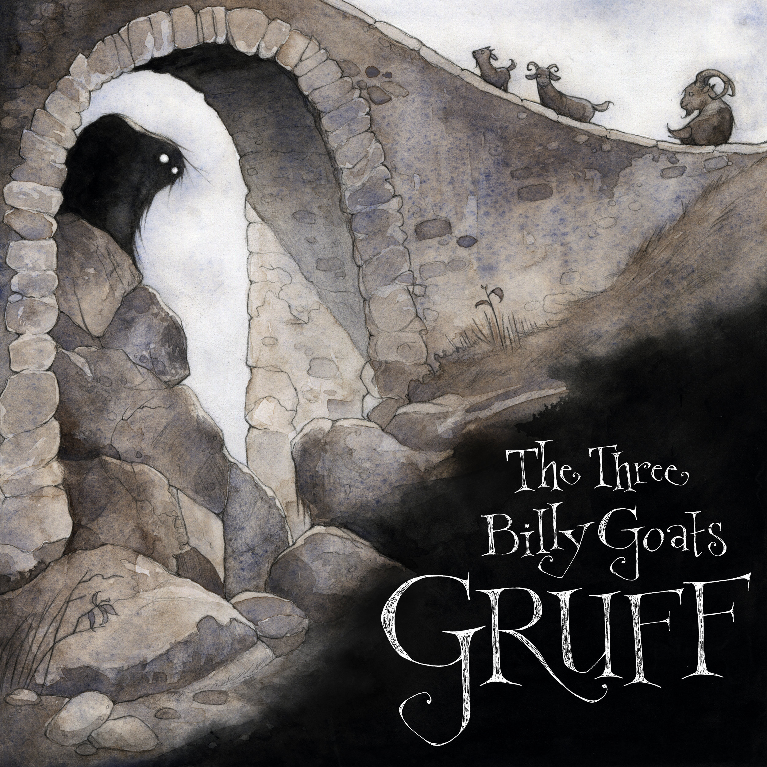 Billy Goats Gruff cover