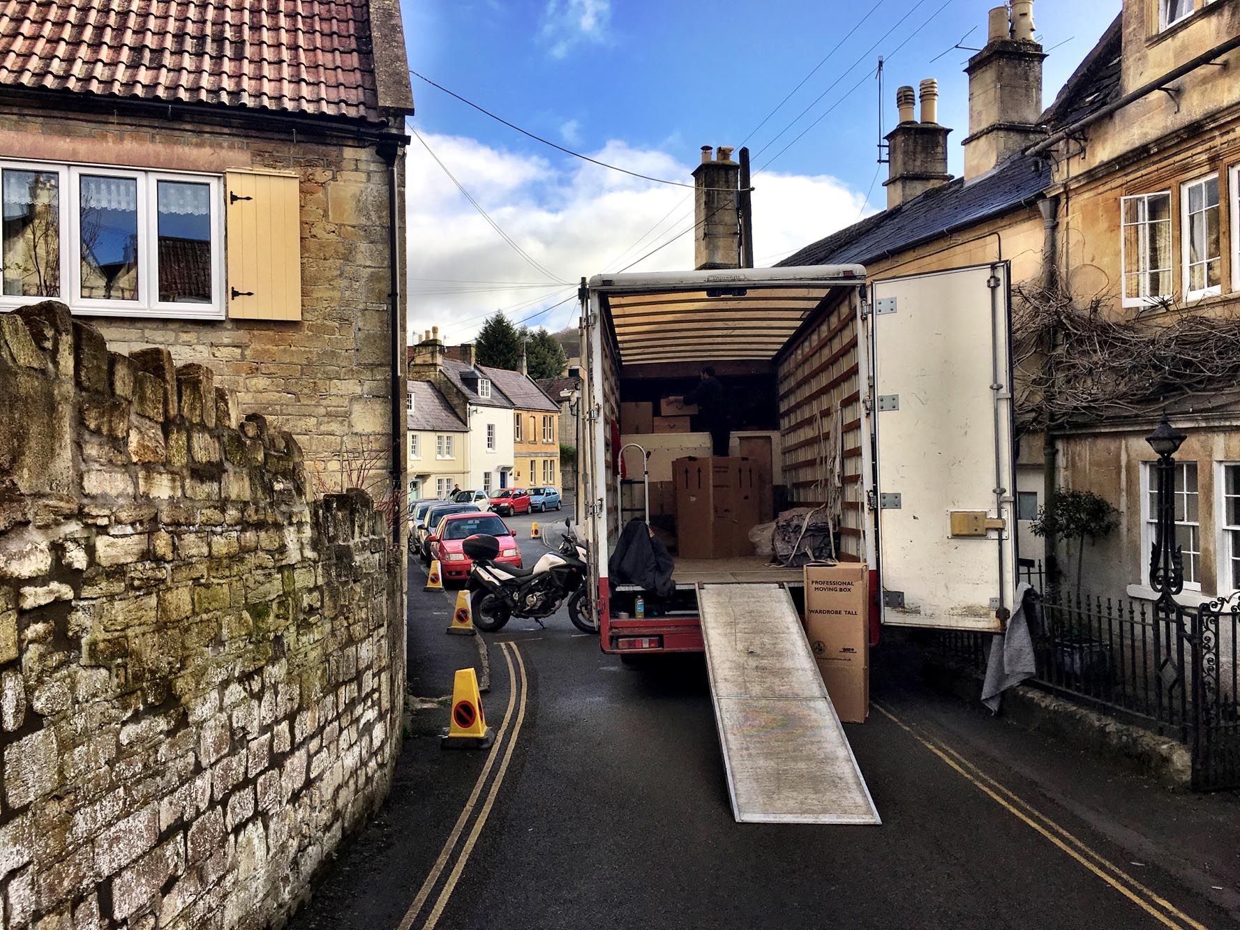 House & Office Removals Across Wiltshire & Somerset