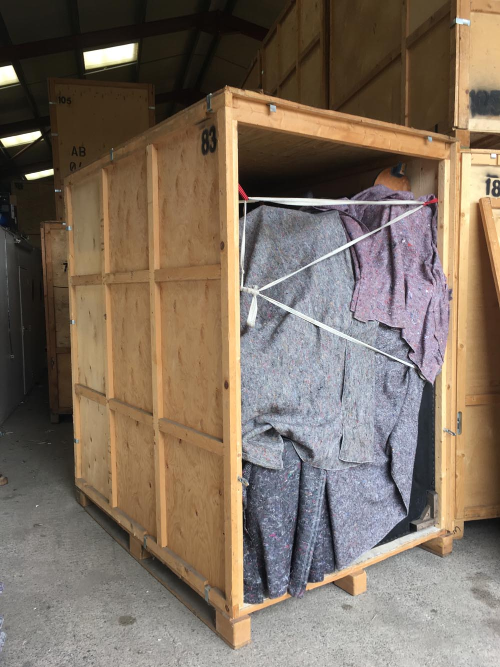 Top Tips for Preparing Your Possessions for Storage
