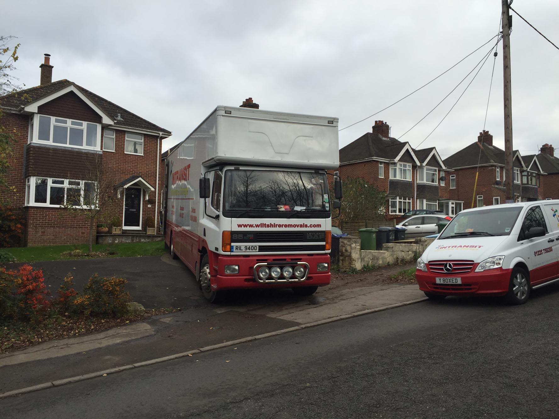 Removals in Melksham