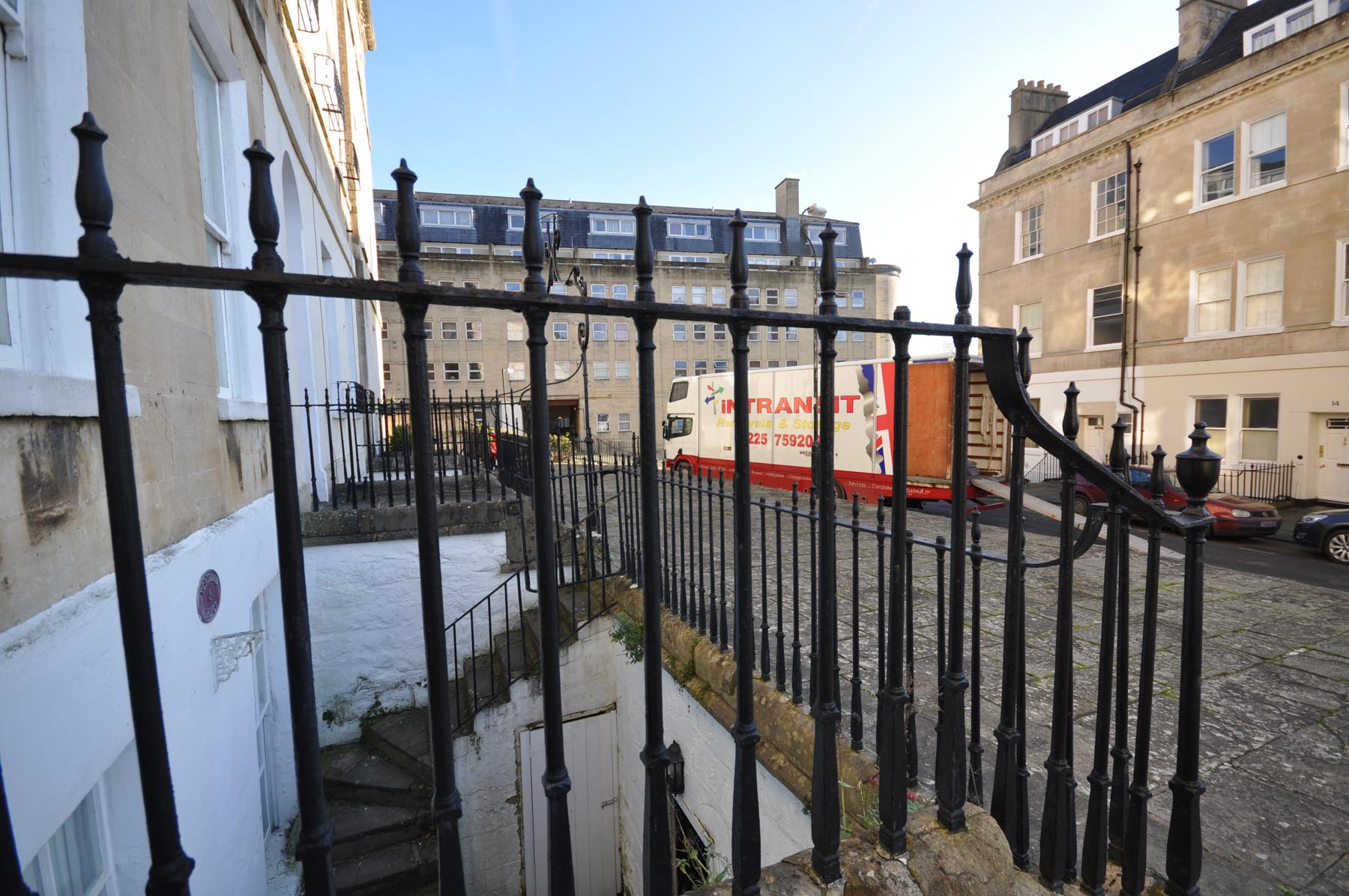 Moving house in Bath