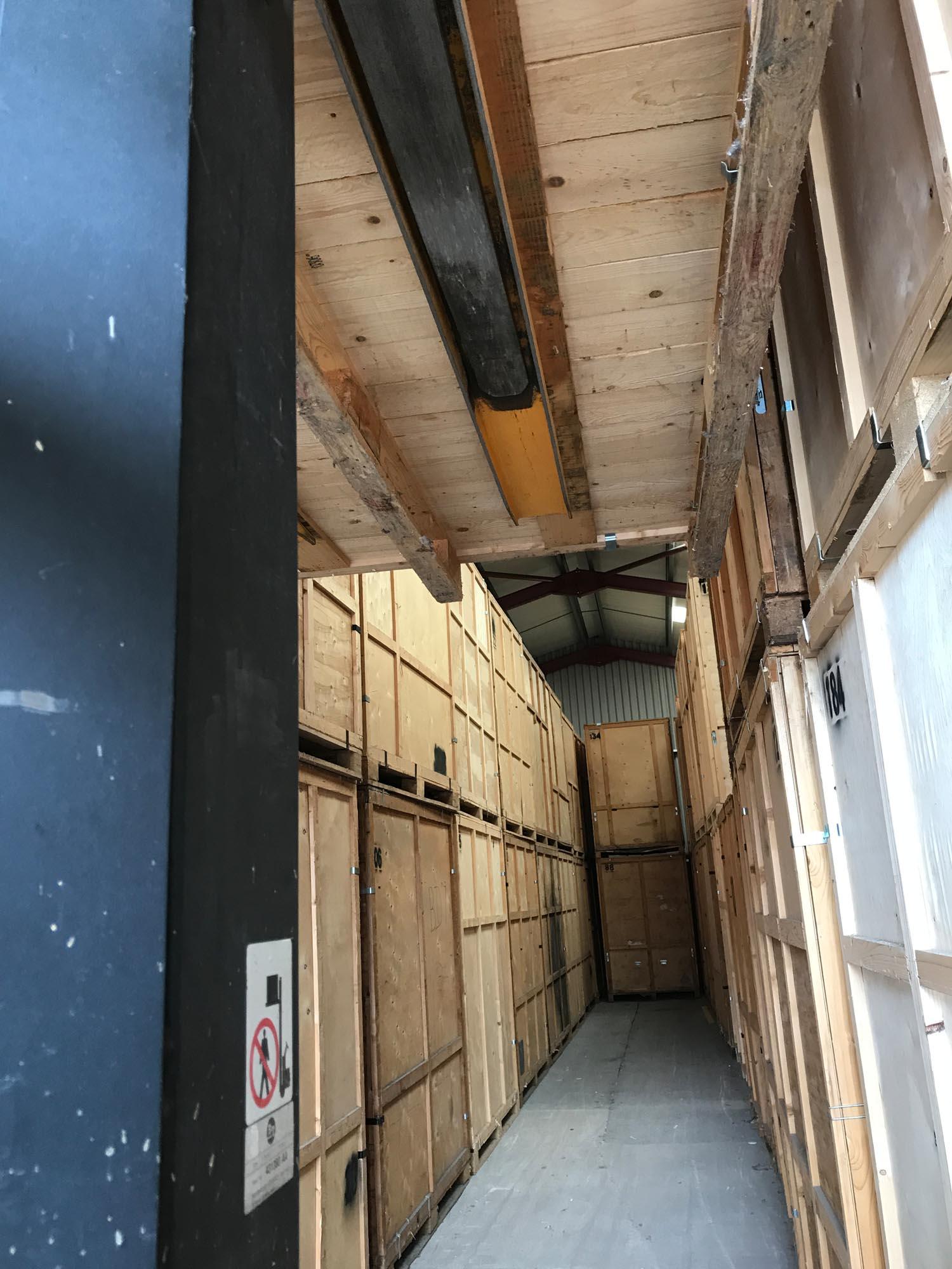 self-storage Wiltshire