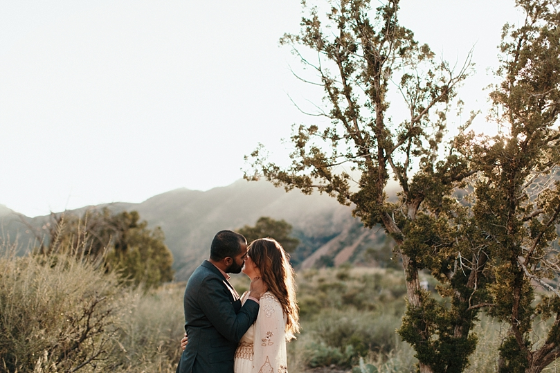 Big Bend Texas Elopement Photography by Sidney Morgan