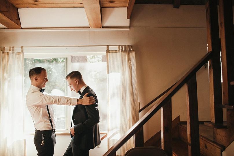 Methodist Camp Mt. Shasta Wedding Photography - Sidney Morgan