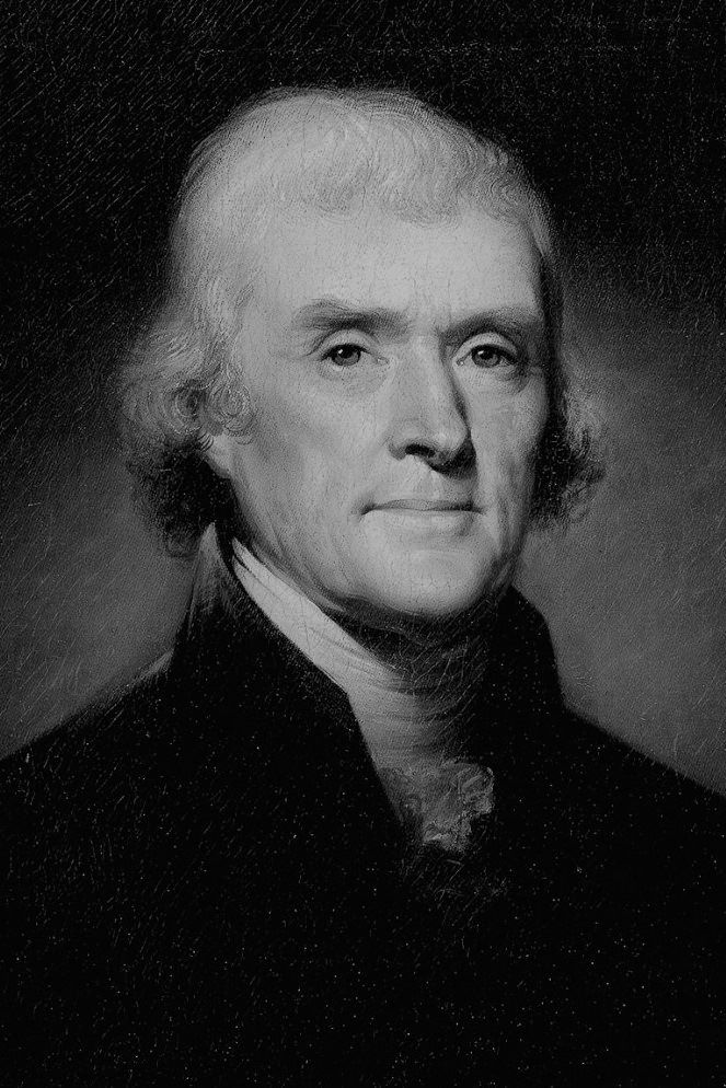 Thomas Jefferson(1743-1826) -