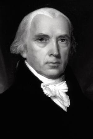 James Madison(1751-1836) -