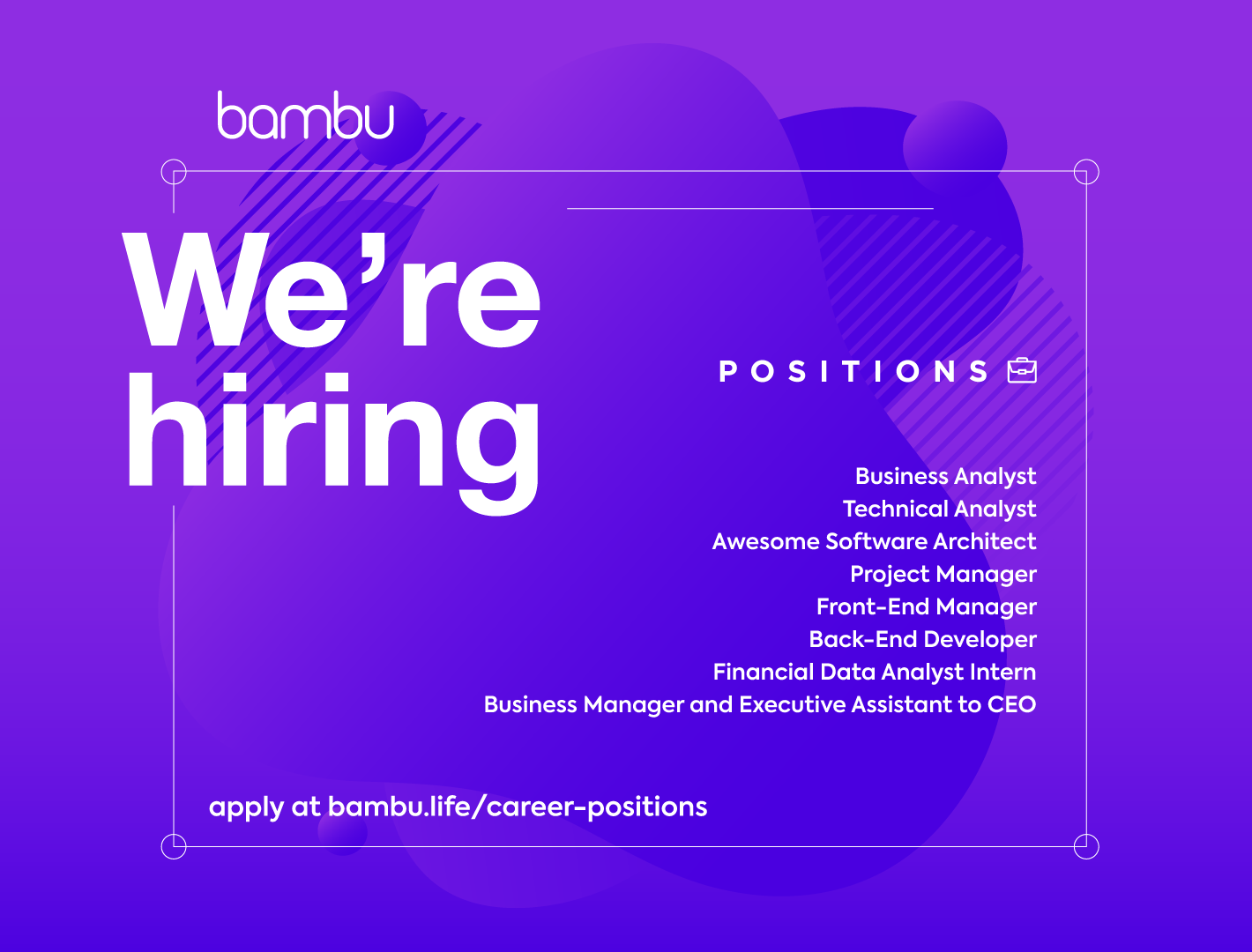 job-posting-2019-June-Bambu