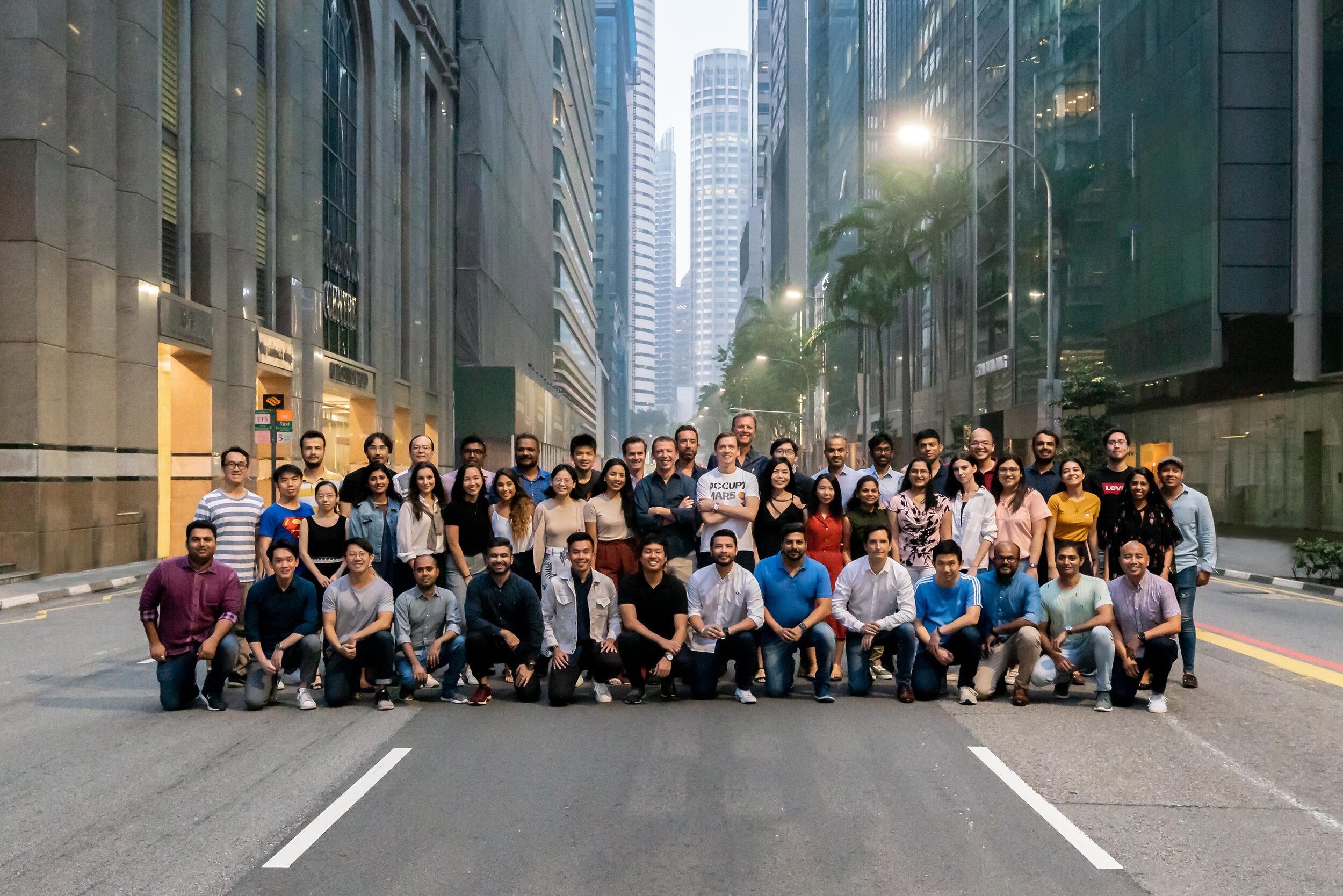 Bambu-team-2019-60staff-singapore-fintech-startup