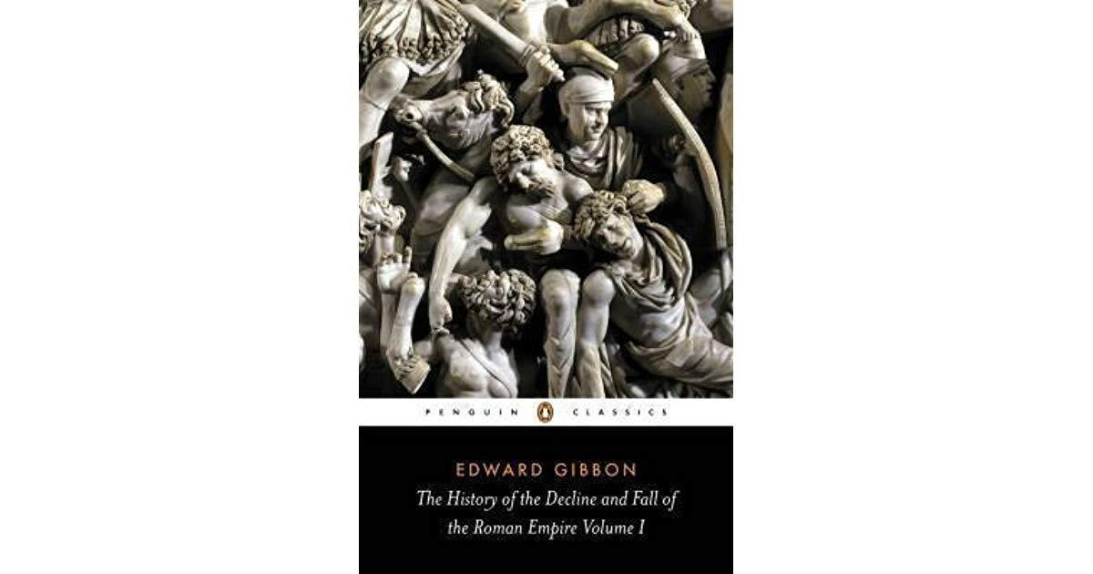 The History of the Decline and Fall of the Roman Empire, Vol. 1-2 by Edward Gibbon, David Womersley (Editor)