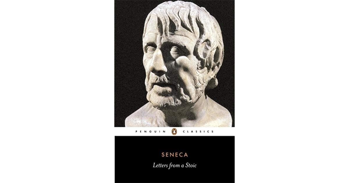 Letters from a Stoic by Seneca, Robin Campbell (Translator)