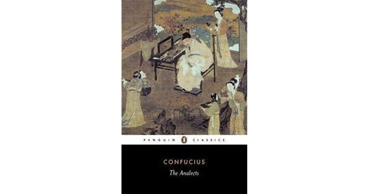 The Analects by Confucius, D.C. Lau (Translator)