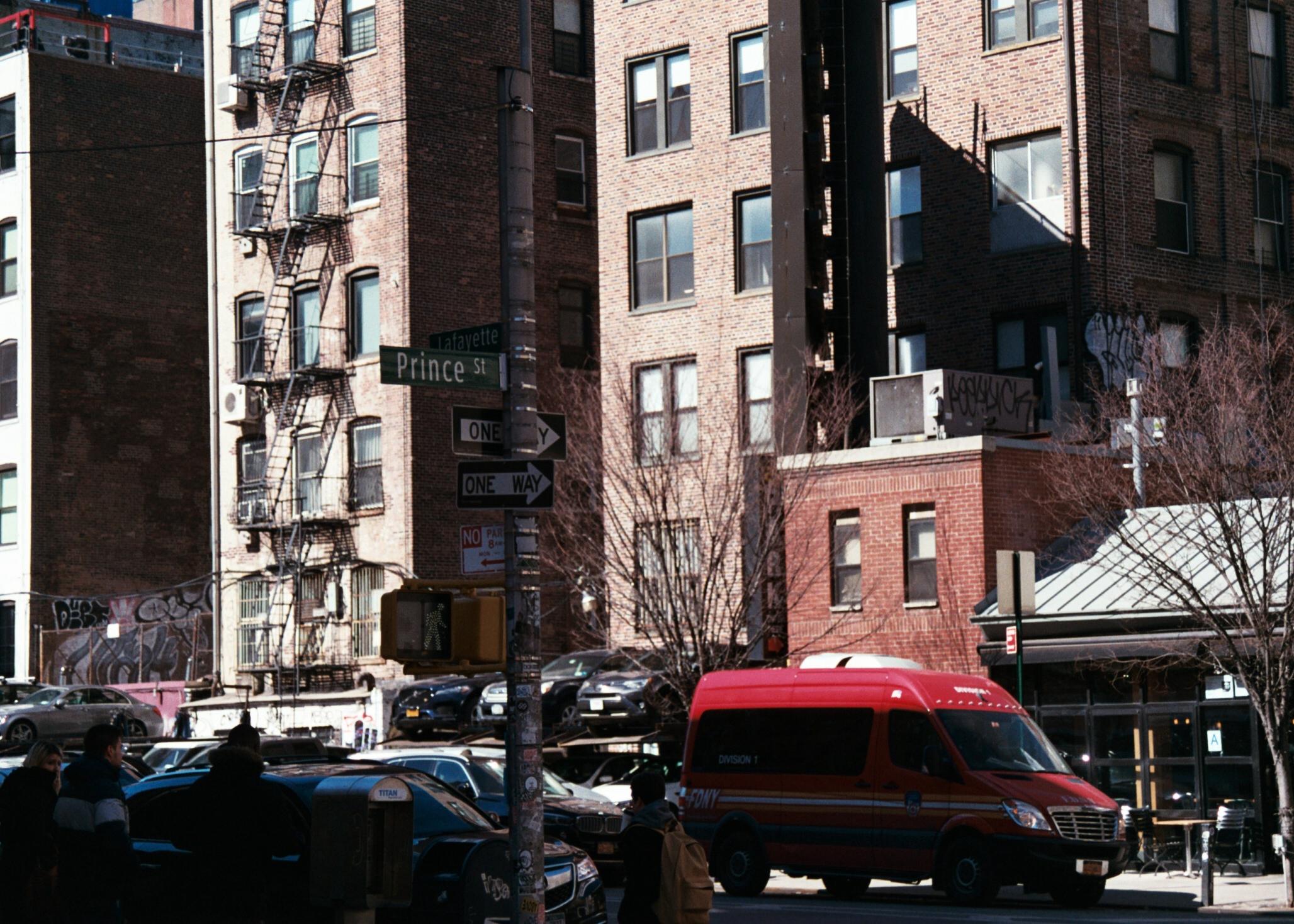 SoHo - Manhattan, NYC