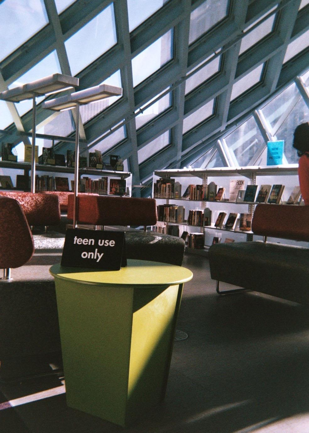 Seattle Public Library - Seattle, WA