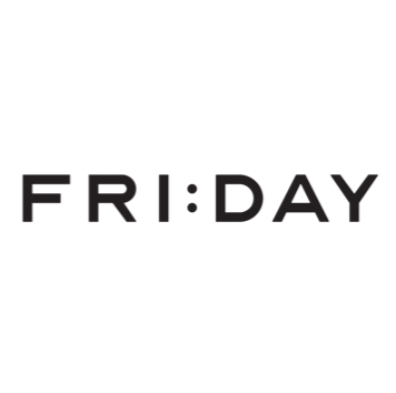 FRIDAY logo