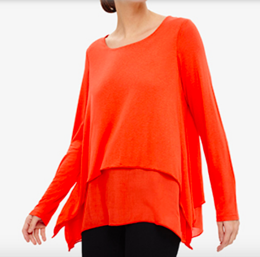 PHASE EIGHT CIERA DOUBLE LAYER TOP £45.00