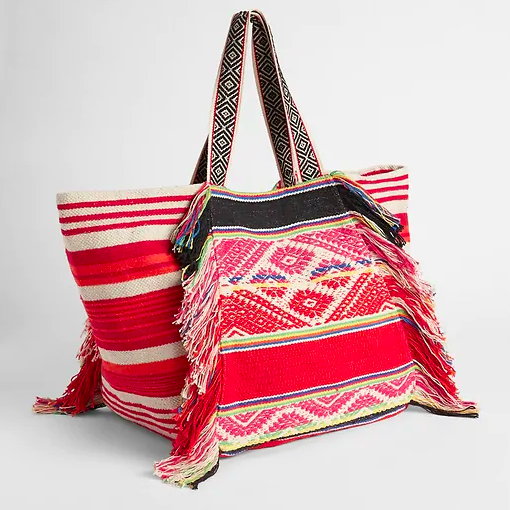 GAP  WOVEN FABRIC TOTE WAS £9.95 NOW £27.97