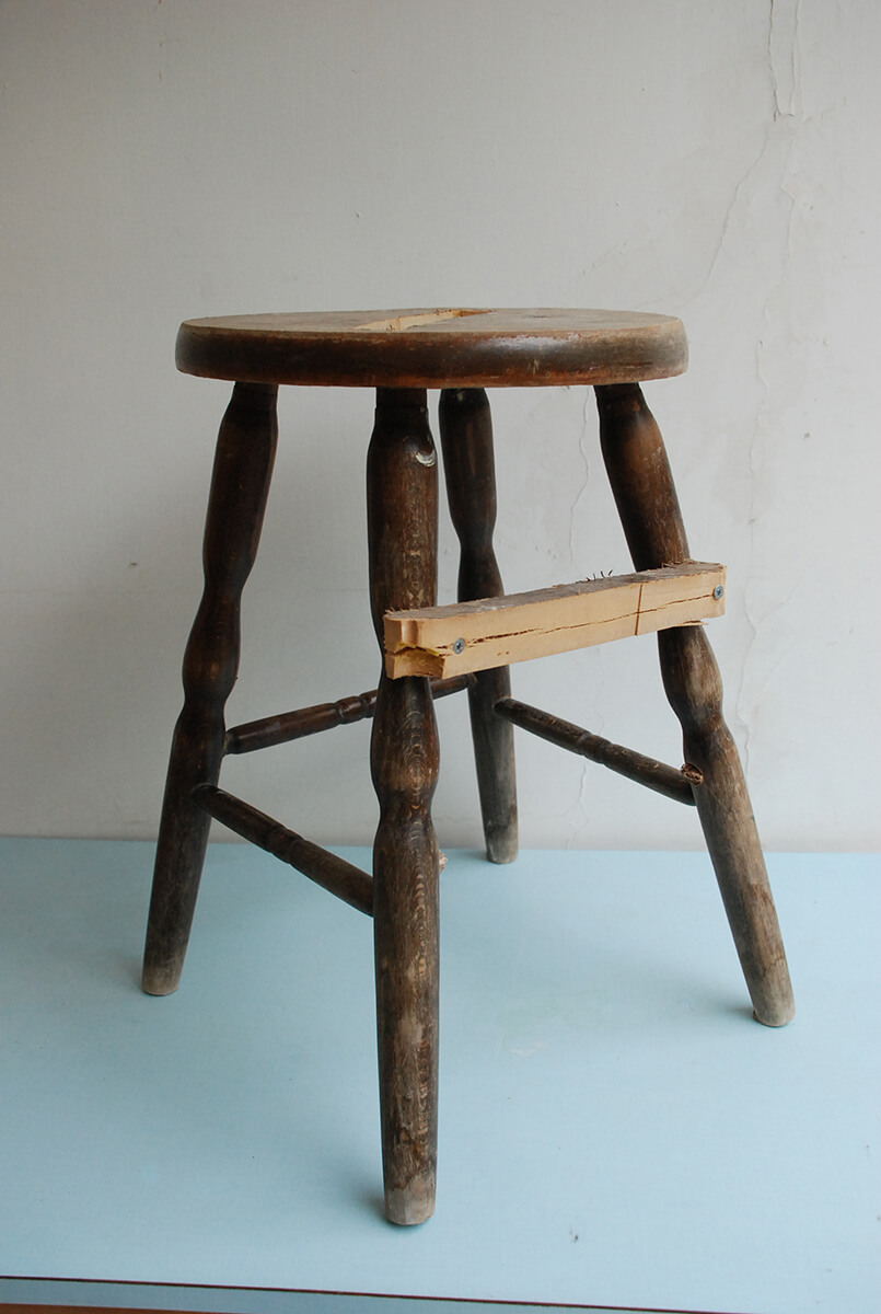 Self Repaired - Stool (2).JPG