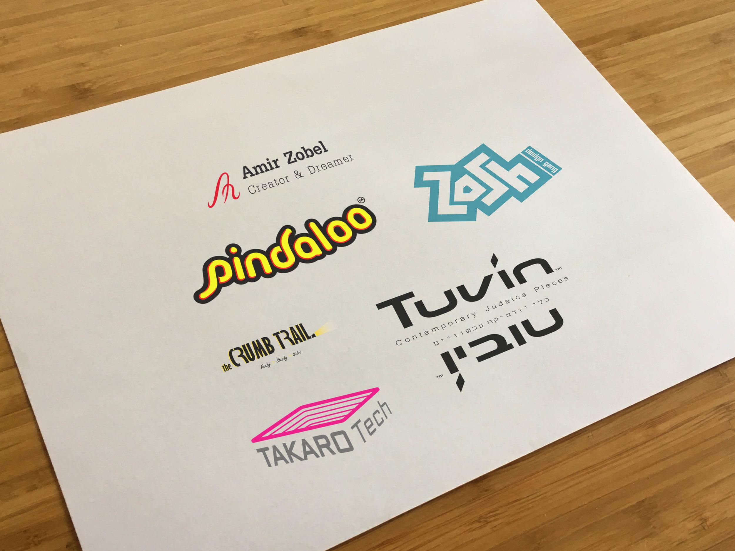 Various Logos ('13-'18)