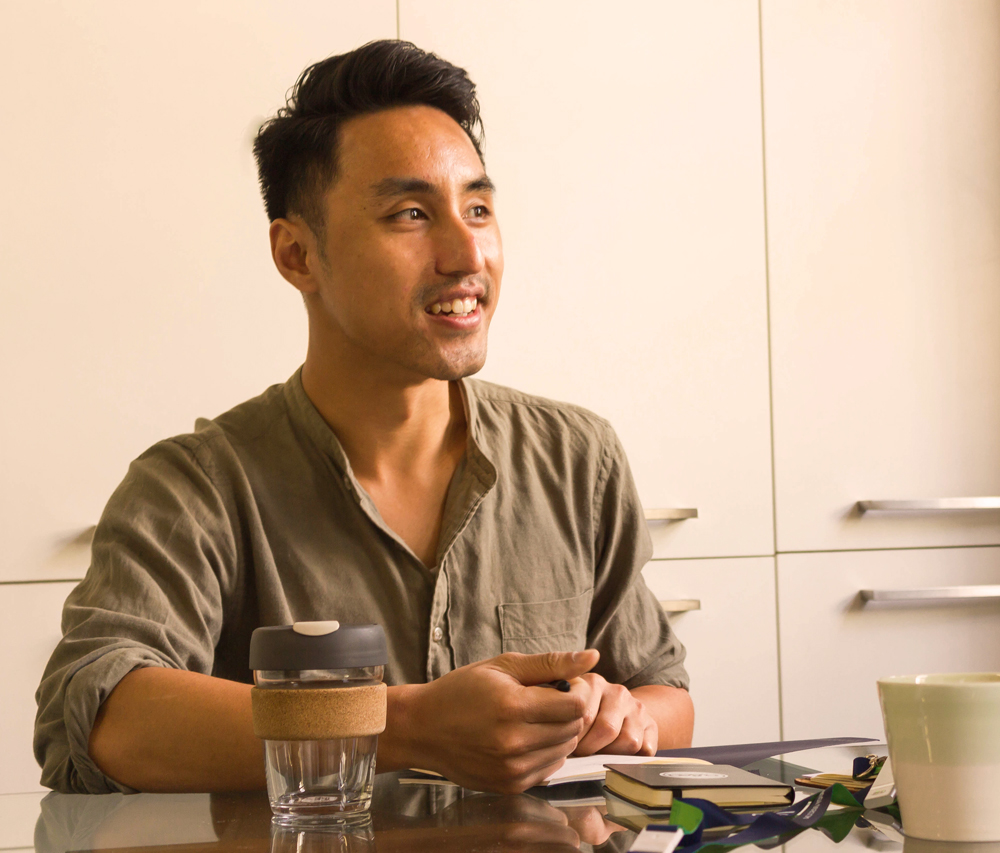 Johnny Le - Designer