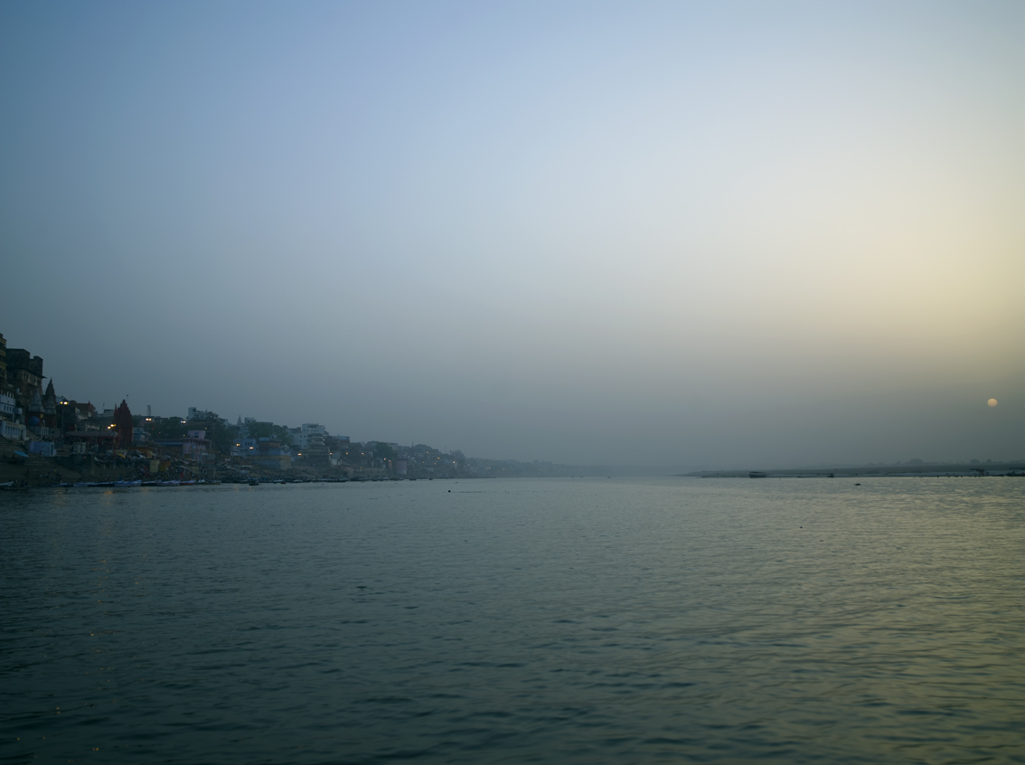 The Ganges River No. 1