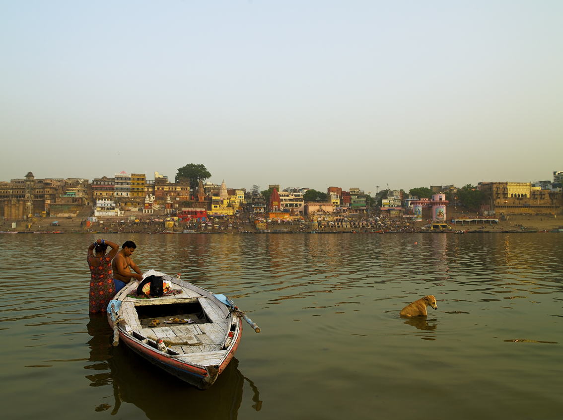 The Ganges River No. 2