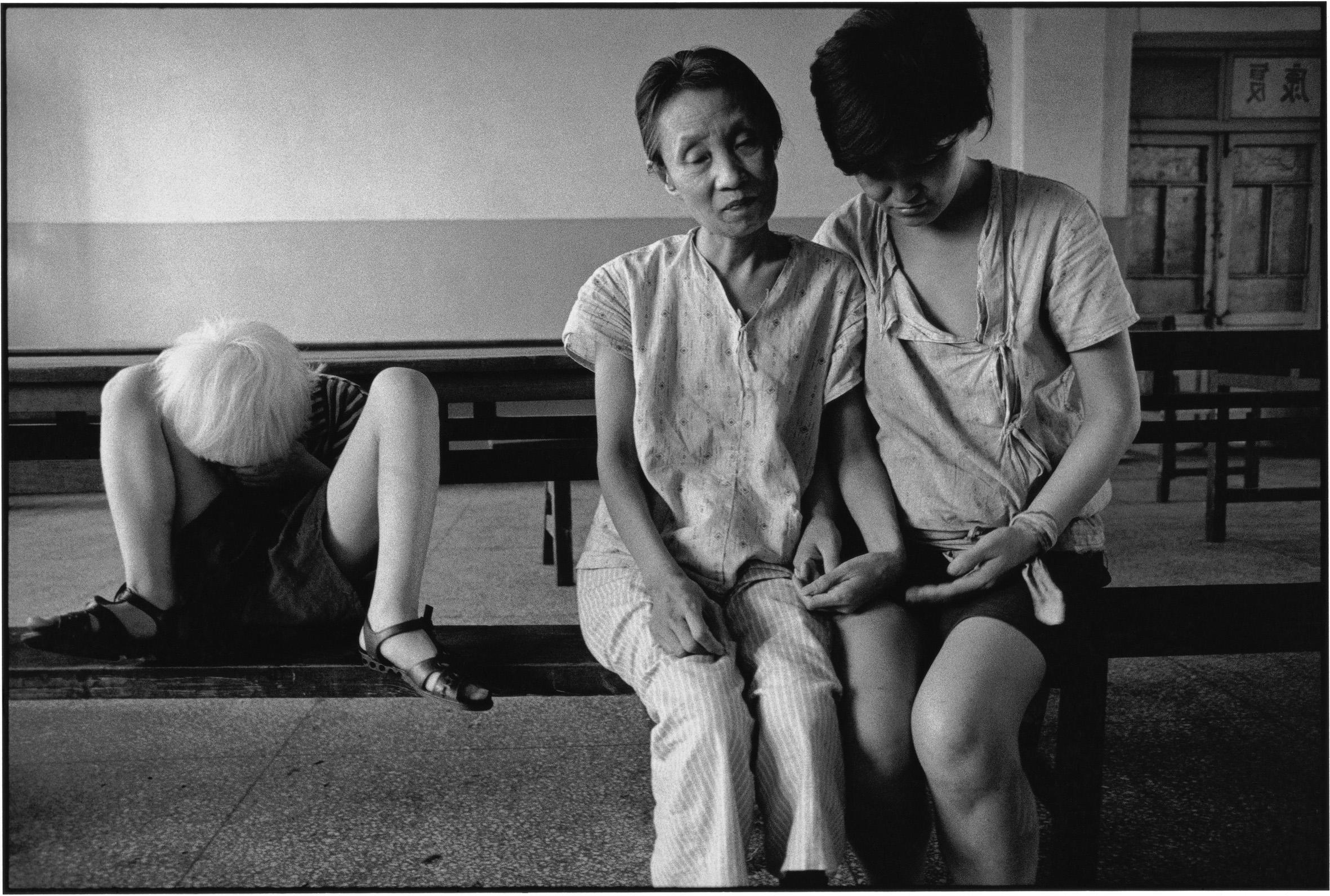 Mental Hospital, Tianjin, China