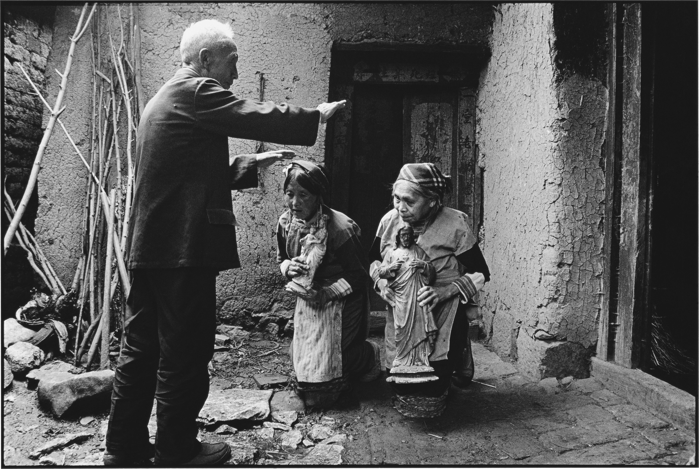 A Blessing, Yunnan, China