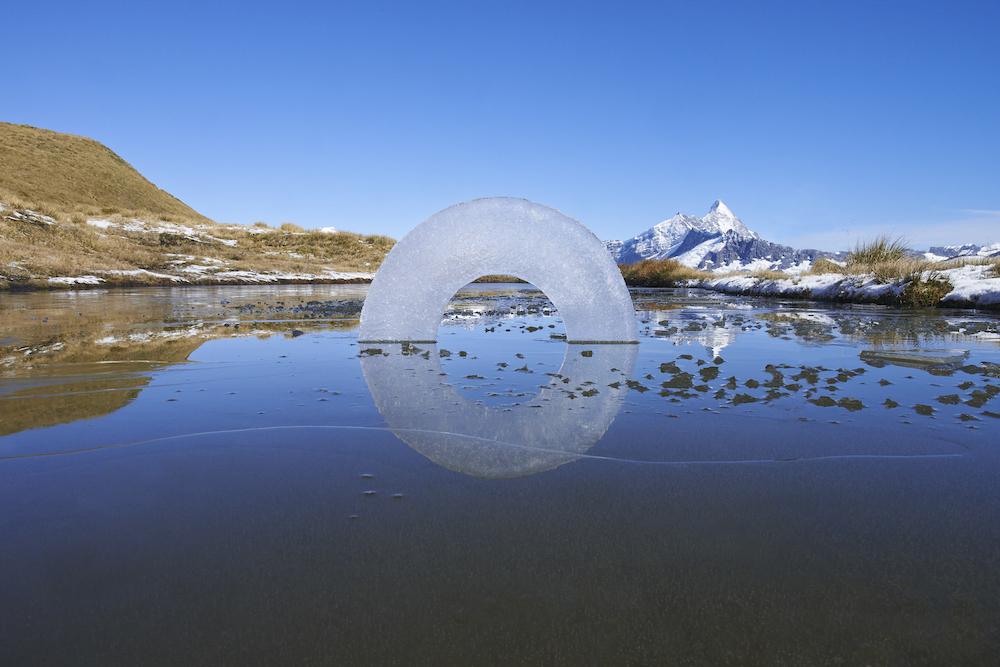 Alpine Ice Cycle