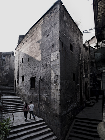 Hongjiang: A Unique Wedge-Shaped Building