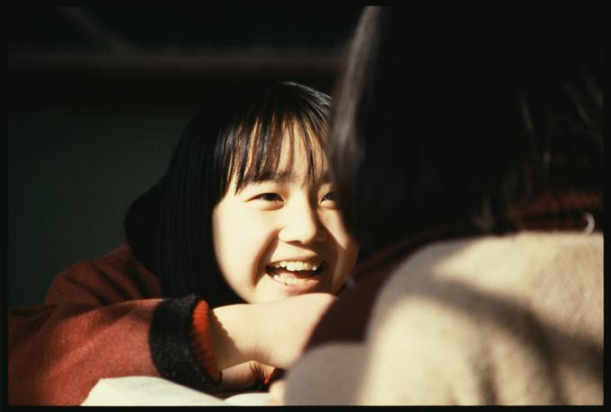 A Classroom at Beijing High School No. 171, November 1986