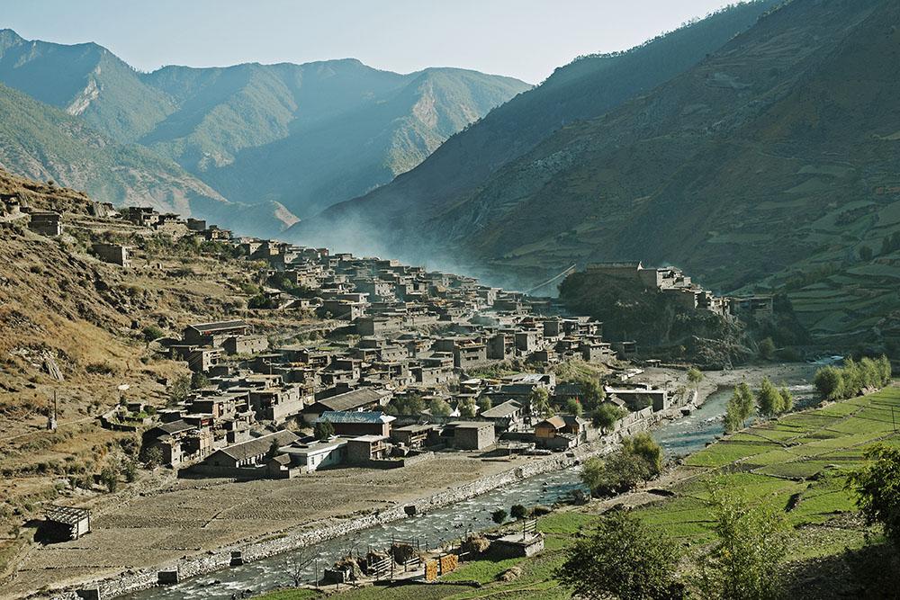 Su Guosheng (Naxi) - Eyada Village