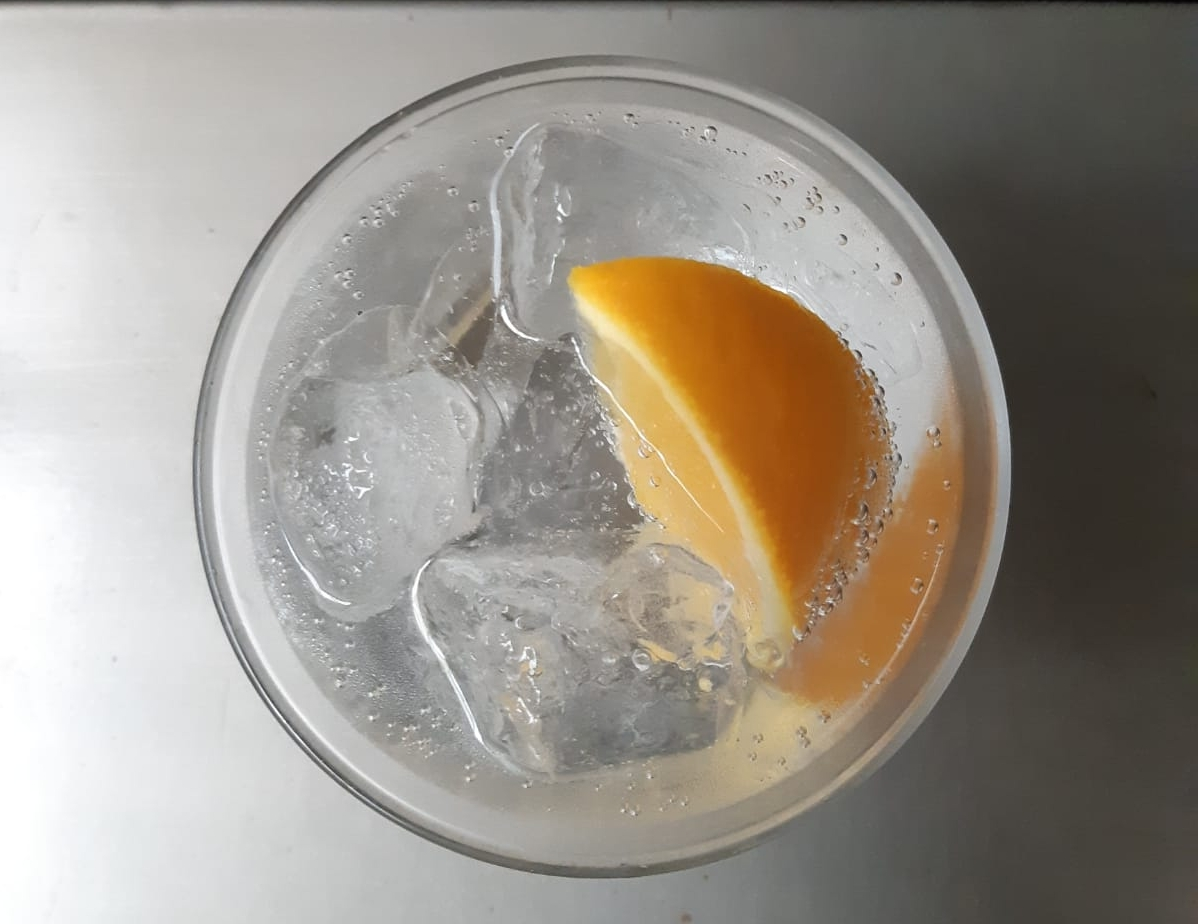 Old Tom G&T cocktail from above.JPG