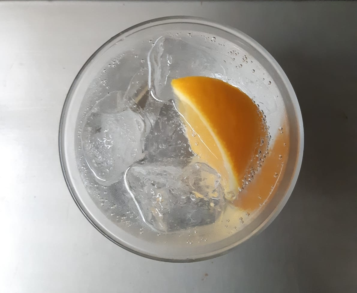 Mother's Ruin Old Tom Gin & Tonic   Using Mother's Ruin Old Tom Gin