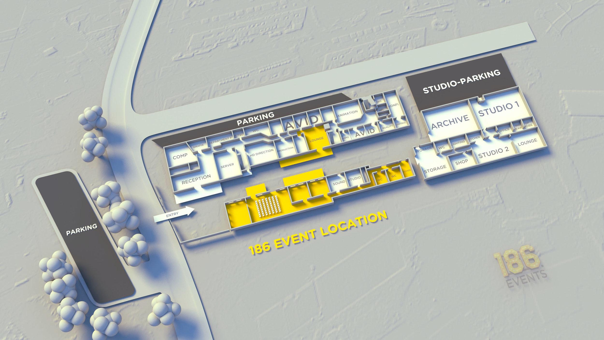 186 Event-Location Lageplan