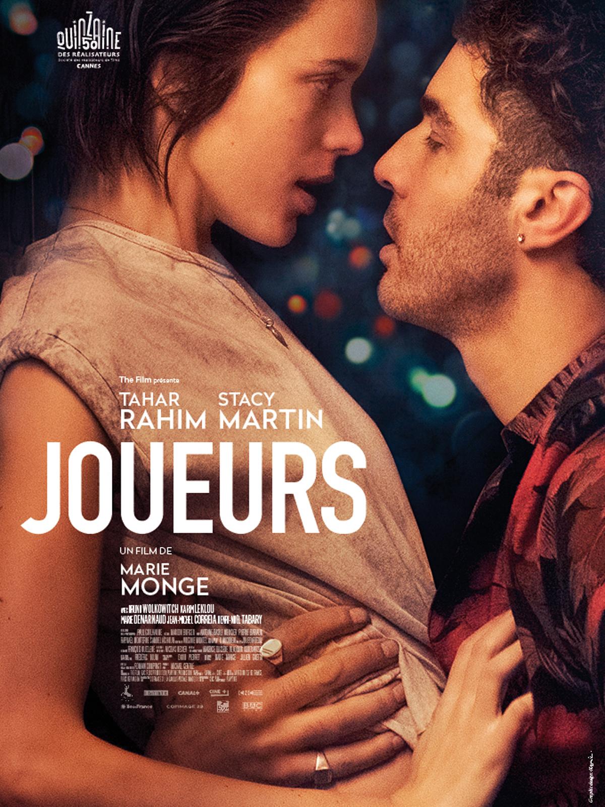 JOUEURS de Marie Monge