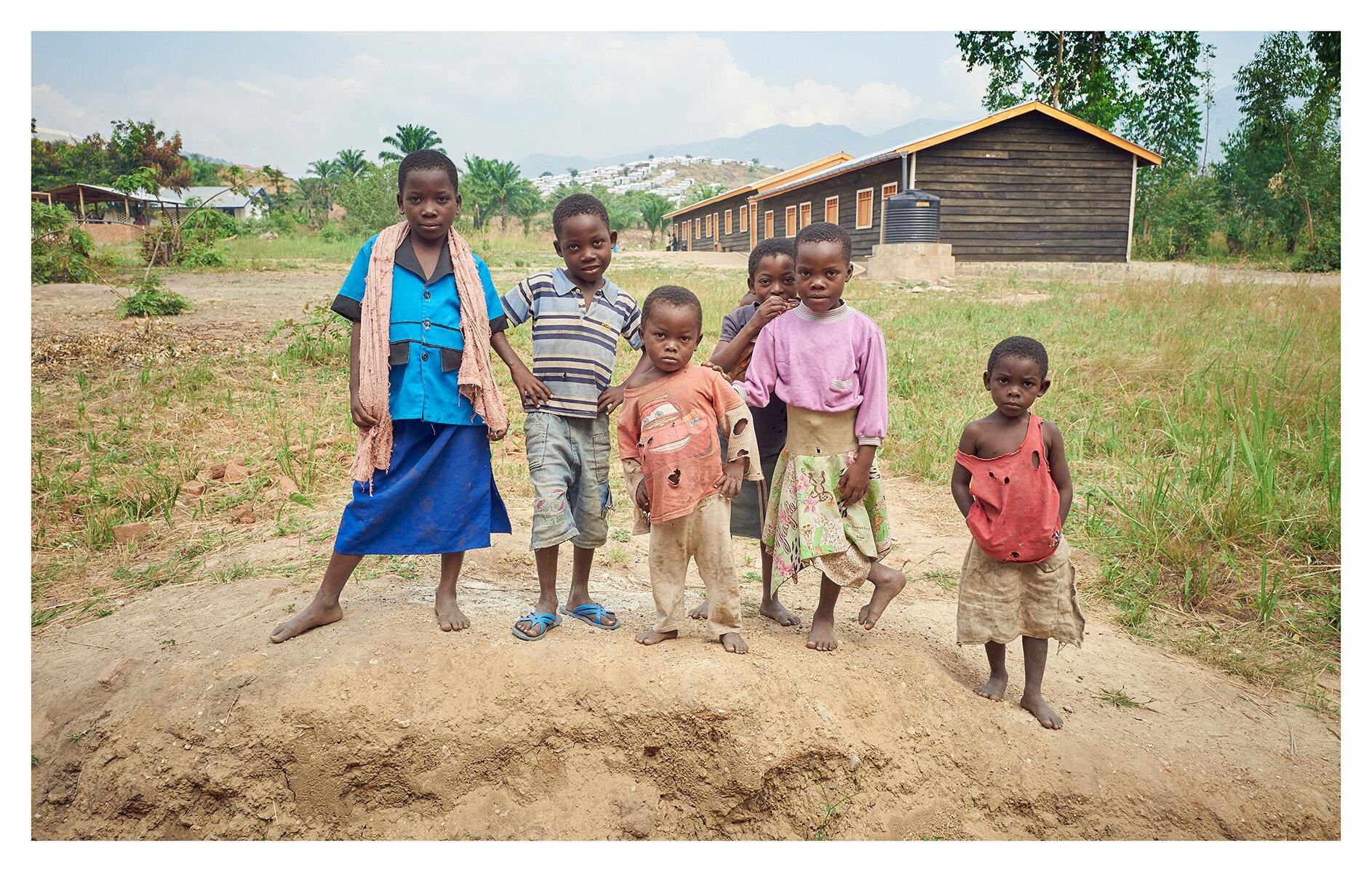 Lusenda, DR Congo  2016