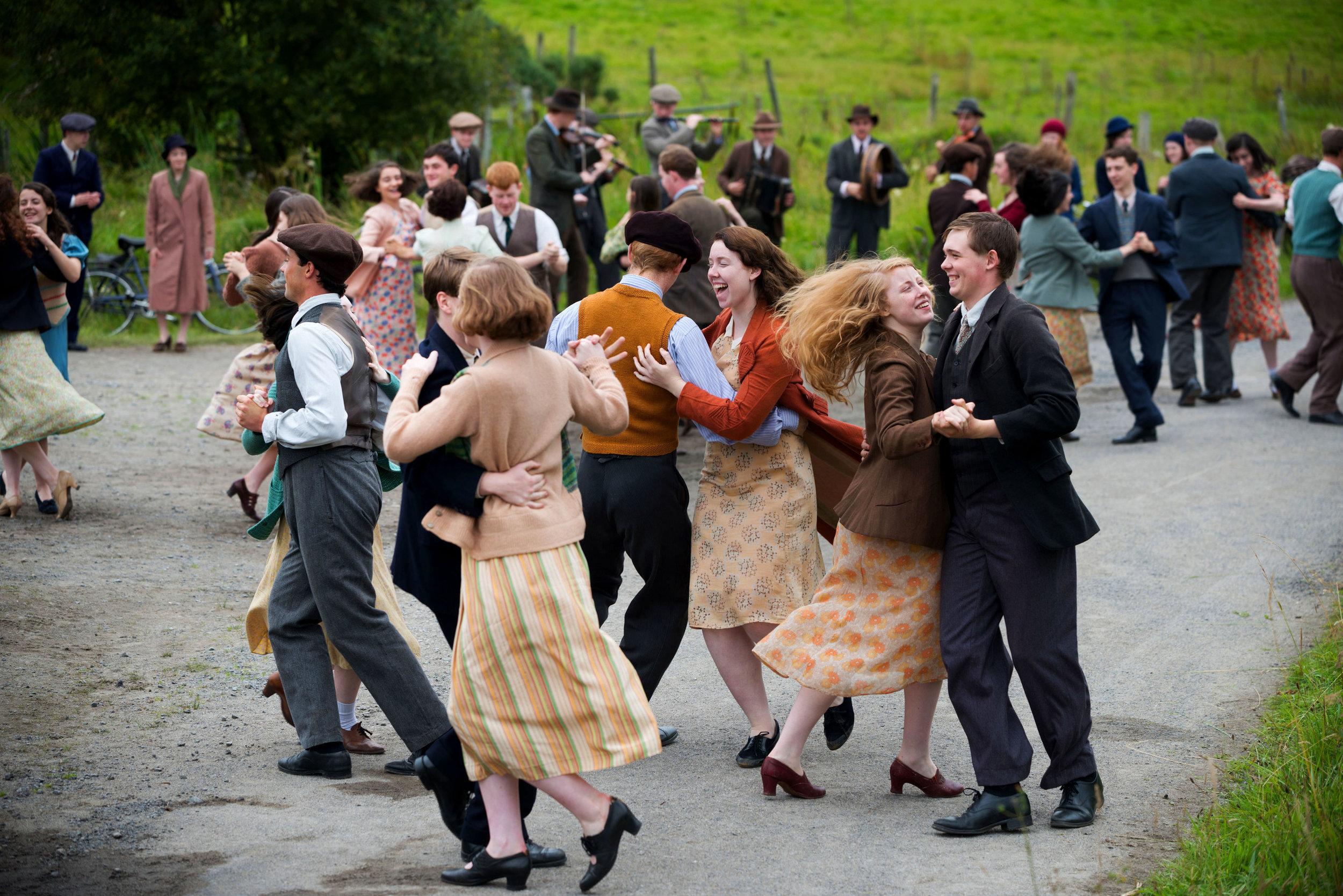 Set Dancing -