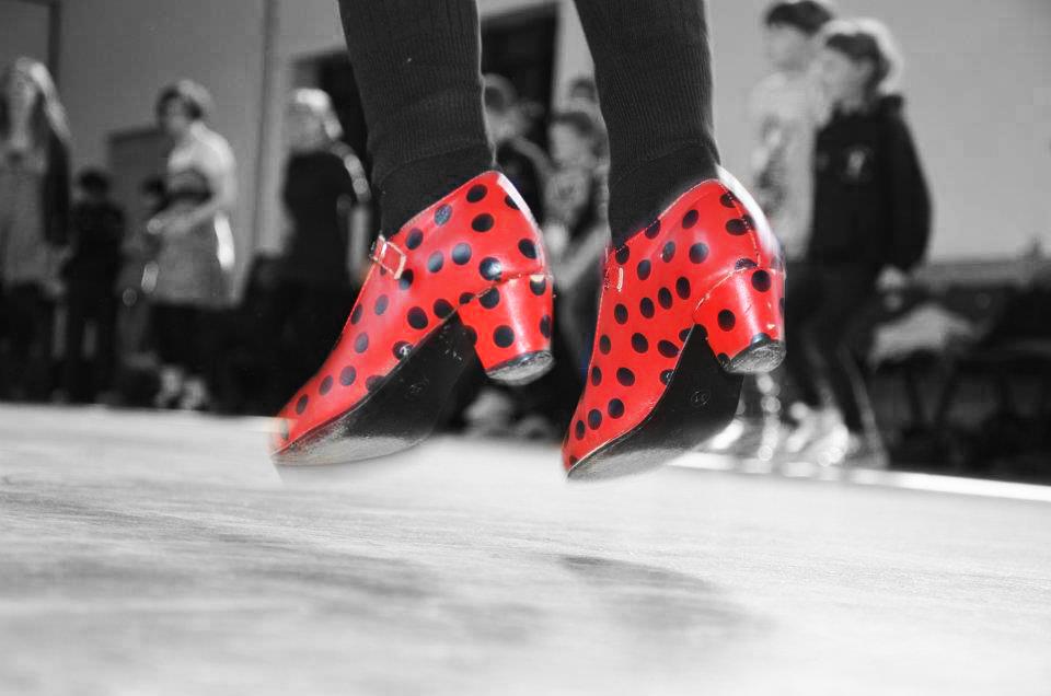 Two hand Dances -