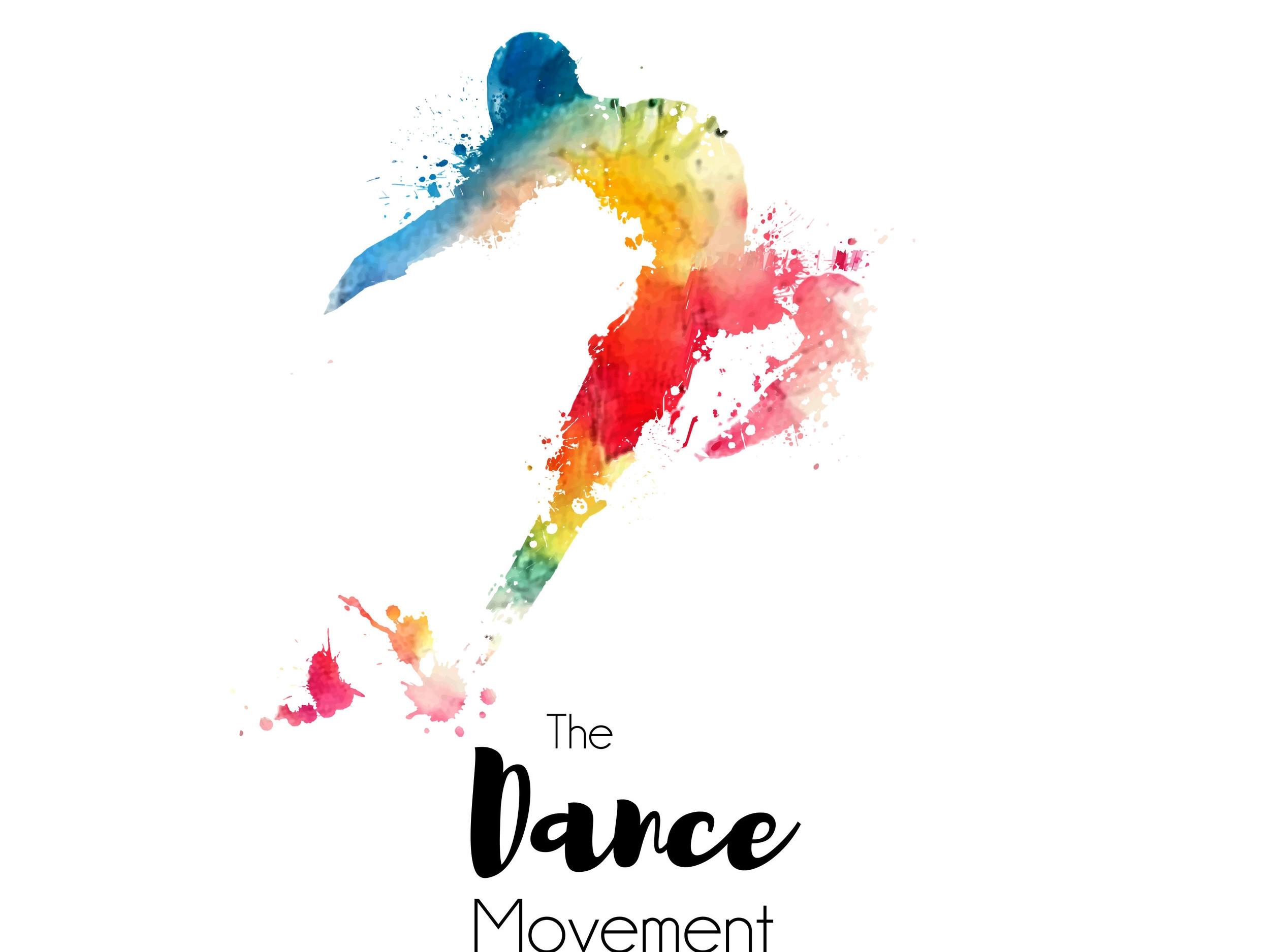 The Dance movement logo