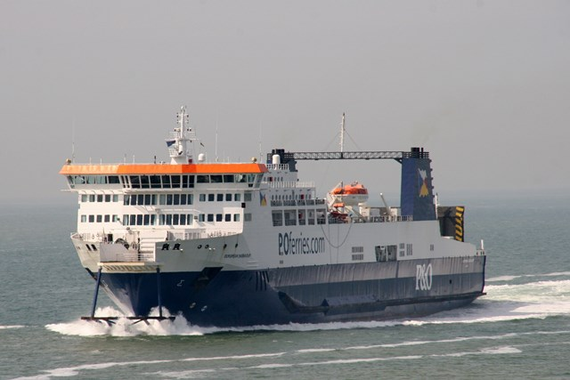 Ropax - European Endeavour - Charter.jpg