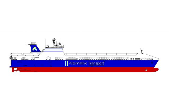 """FSG Hull No. 770 Tbn """"FADIQ"""""""