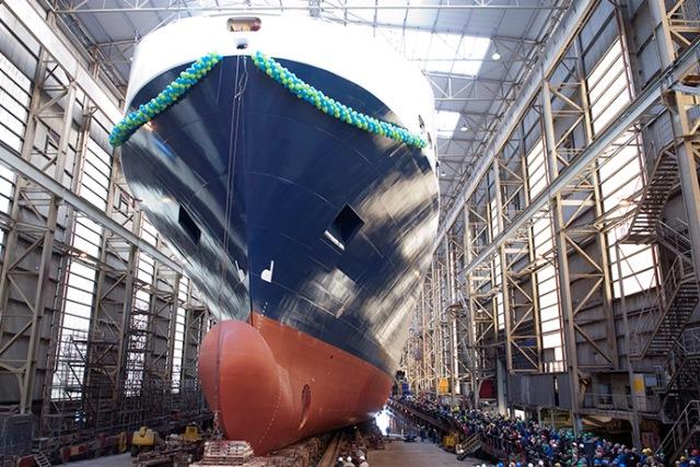 "FSG Hull No. 769 tbn ""MELEQ"""